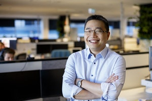 HealthEngine CEO and Medical Director, Dr Marcus Tan