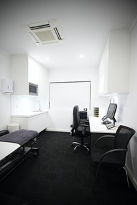 One of Kingsley Medical's consulting rooms
