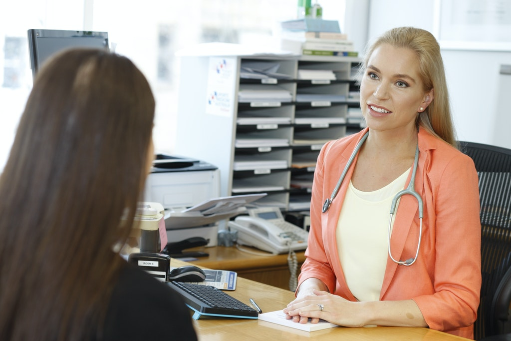 A caring experience is key for new patients