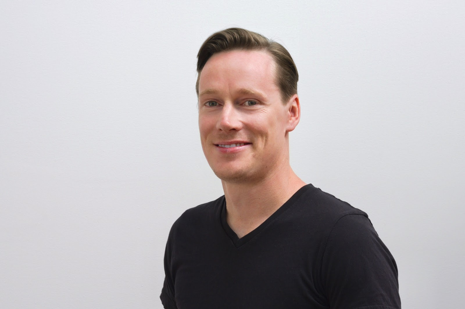 Perception Agency Founder, dental practice owner and consultant, Kaine Harling