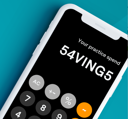 Practice Savings Calculator