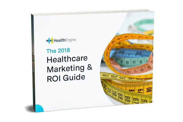 Healthcare marketing ROI